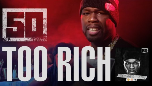 50 Cent – Too Rich